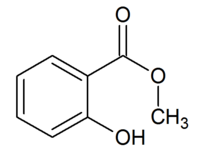 Methyl salicylate structure.png