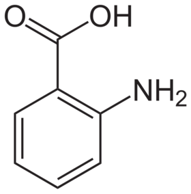 Anthranilic acid structure.png
