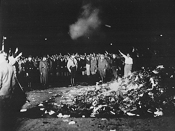 book-burn-ing-Nazi-Germany-May1933.jpg - 71kB