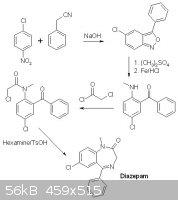 diazepam from nitrochlorobenzene.jpg - 56kB