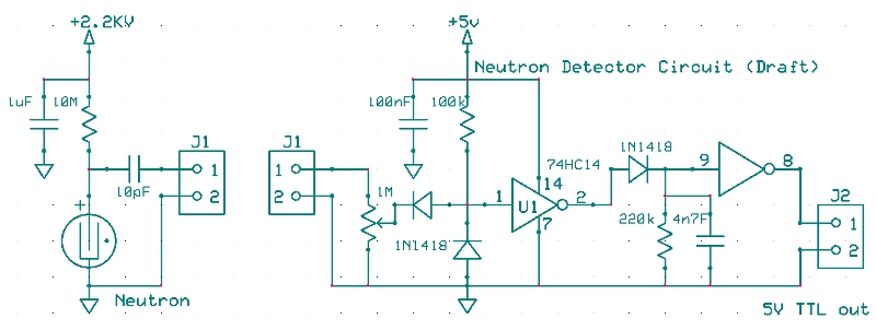 sciencemadness discussion board interests in radioactivity neutron detector circuit jpg 87kb