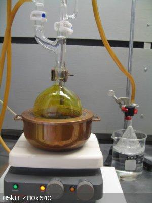 20 minute boil on steam bath.jpg - 85kB