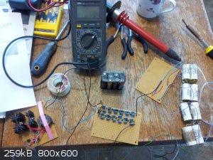 Inverter, Voltage Multiplier & Capacitors.jpg - 259kB