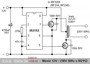 IR2153 Inverter Circuit.jpg - 31kB