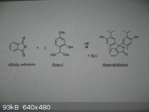 0. thymolphthalein reaction equation.jpg - 93kB