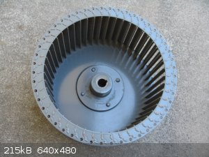 9 inch blower wheel cleaned with water.jpg - 215kB