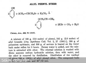 Reaction between a phenol with allyl bromide and K2CO3.JPG - 56kB