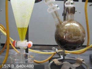 quinoline separated from distillate.JPG - 157kB