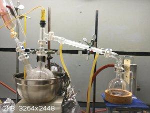 distilling diethyl sulfate - ethanol.JPG - 2MB