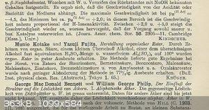 Chemisches Zentralblatt V.99,  bd 2  (1928)  p.1545_ aluminum(III) sulfate,diethyl malonate.jpg - 363kB