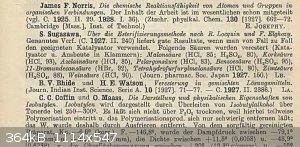 Chemisches Zentralblatt vol. 99 nb. I (1928) p. 1643_HCl_diethyl malonate.jpg - 364kB