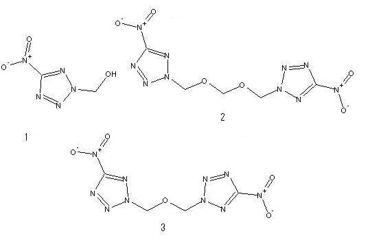TETRAZOLE ETHERS AND ALCOHOLS.JPG - 14kB