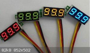 LED Display Voltage Meter.jpg - 82kB