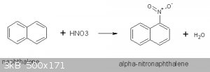 Sciencemadness Discussion Board - preparation of α-nitronaphthalene