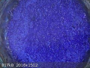 2 Filtrate crystalising on steam bath.jpg - 817kB