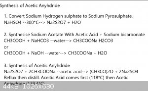 Possible Acetic Anhydride Preperation.png - 44kB