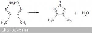 Dimethyl triazole.gif - 2kB